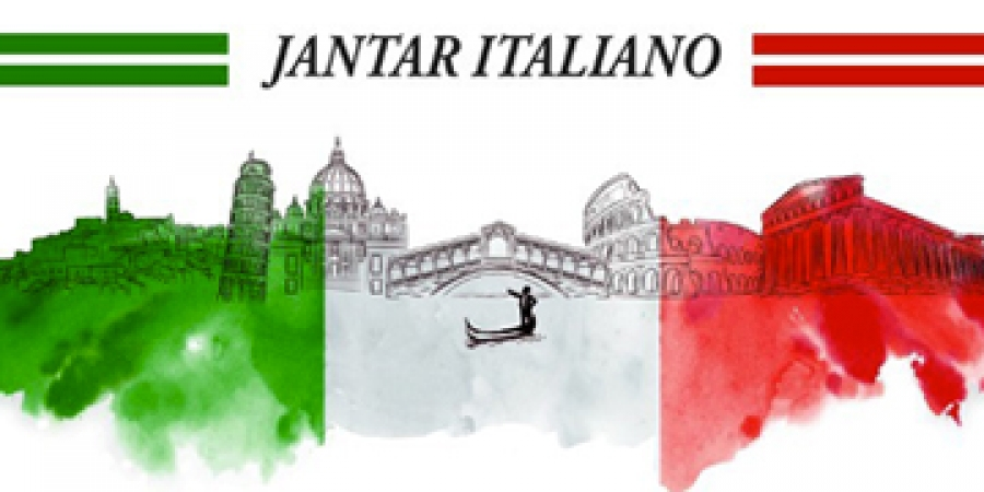 Jantar Italiano - Green Club, dia 27/05